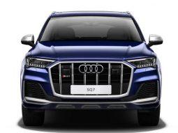 Audi SQ7 TFSI quattro Tiptronic